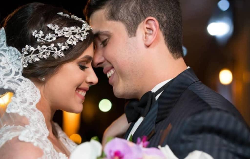 Ana María Pereira - Una novia de Bridal Room Boutique - Los mejores diseños de vanguardia de vestidos de novia en Caracas, Venezuela - Visítanos en la Isla de Margarita