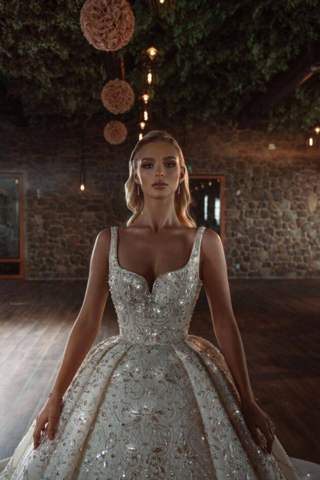 Vestido de novia: Solange
