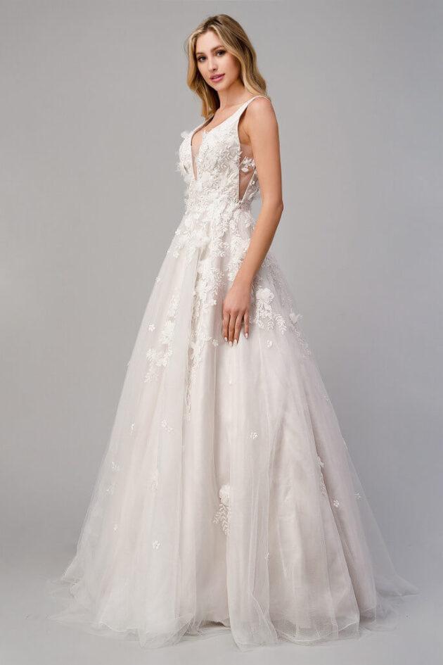 Vestido de novia: Fae