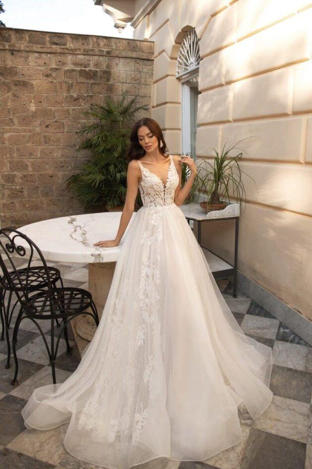 Vestido de novia: Tiziana