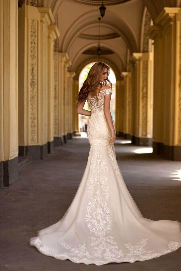 Vestido de novia: Raquel