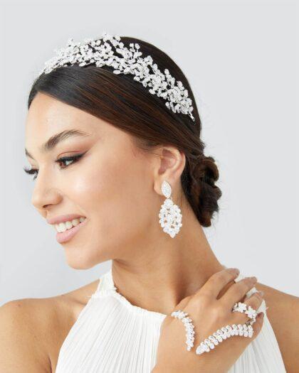 ¿Buscas joyerías para novias? Tenemos la mejor variedad de accesorios para novias en Venezuela, arma tu vestimenta y look de bodas con nosotras