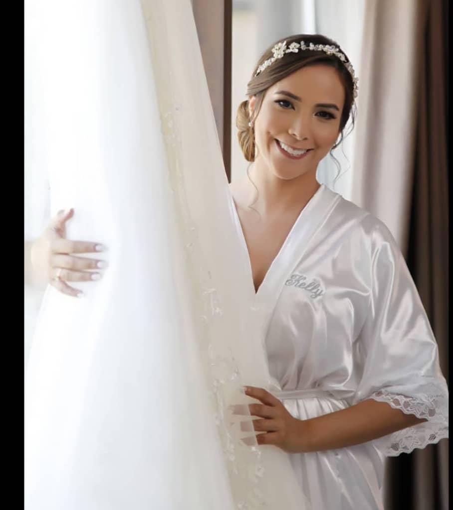 La boda de Kelly - Los mejores vestidos de novia de Venezuela al mejor precio - Ahorra y haz tus sueños nupciales realidad con Bridal Room Boutique en Caracas o Margarita