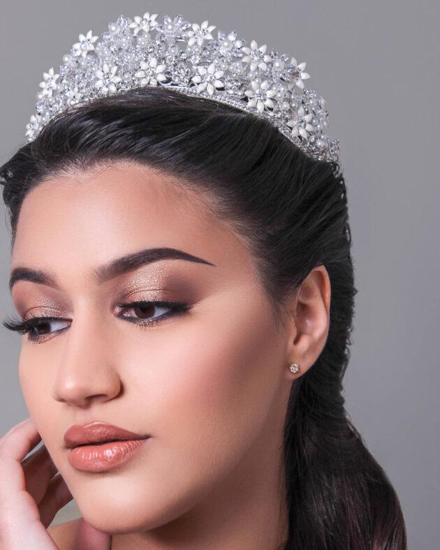 Tocado de novia: Lilian Crown