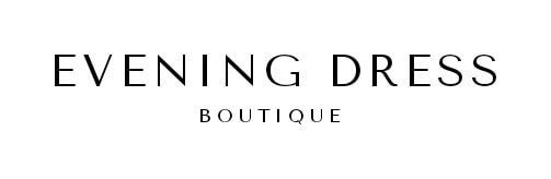 Logo Evening Dress Boutique - Los mejores vestidos de viesta en Caracas, Venezuela - Isla de Margarita, cortejo, trajes de gala, para damas de honor y más