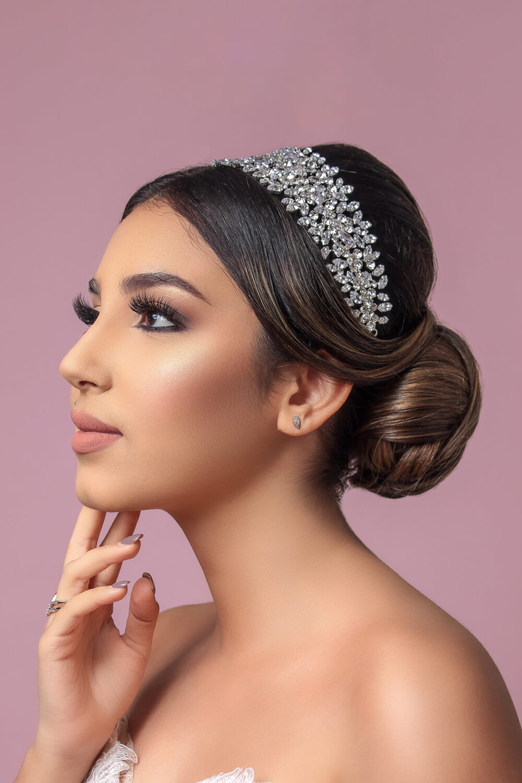 Consigue los más hermosos tocados de novia en Venezuela con Bridal Room Boutique, accesorios de bodas disponibles en Margarita y próximamente en Caracas - Pide tu cita