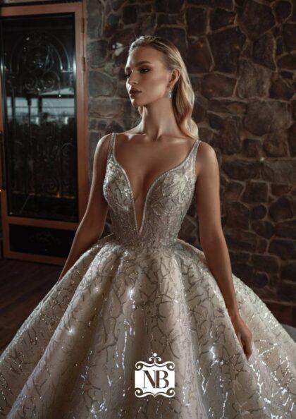 Consigue los más lujosos y deslumbrantes diseños de vestidos de novia en Venezuela con Bridal Room Boutique - Tenemos la exclusividad de los diseñadores europeos Nova Bella