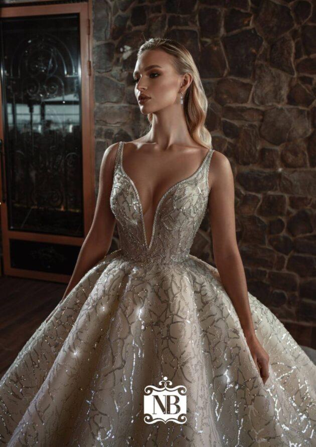 Vestido de novia: Aurora