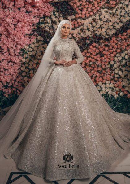 En Bridal Room Boutique podrás conseguir los diseños más lujosos e impactantes de vestidos de novia bordados ingeniosamente a mano por diseñadores europeos de alta costura, con la máxima caldiad