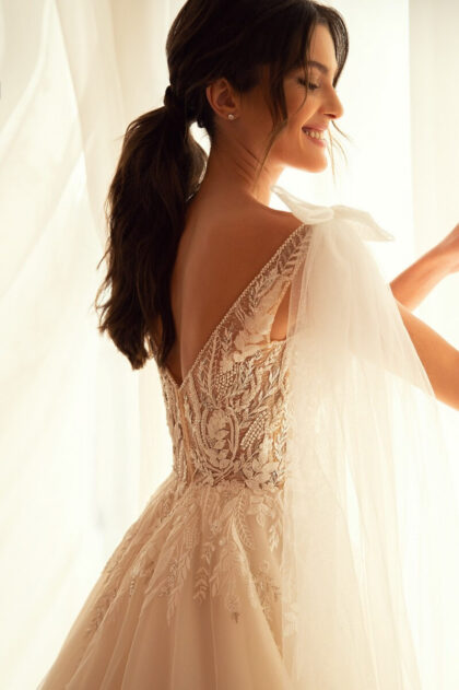 Los diseños más bonitos de vestidos de novias - Haz que tu boda sea perfecta con el vestido de novia Mila - Cómpralo en Venezuela en Caracas o la Isla de Margarita: bridalroomboutique