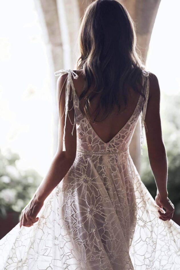Vestido de novia: Ester