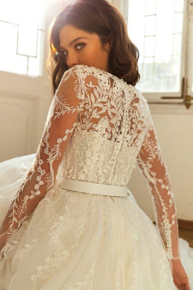 Vestido de novia: Valentina