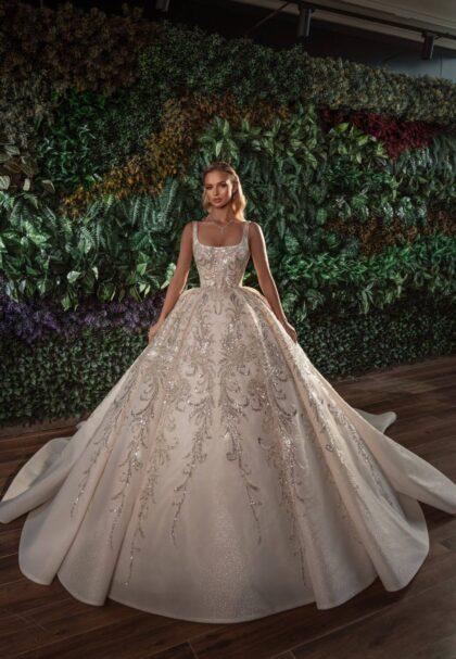 Nova Bella combina las tendencias de la moda con estilos únicos, con la máxima calidad y detalles. Vestidos de novia bordados a manos por expertos artesanos nupciales - Visítanos en nuestra boutique para novias en Margarita y próximamente en Caracas