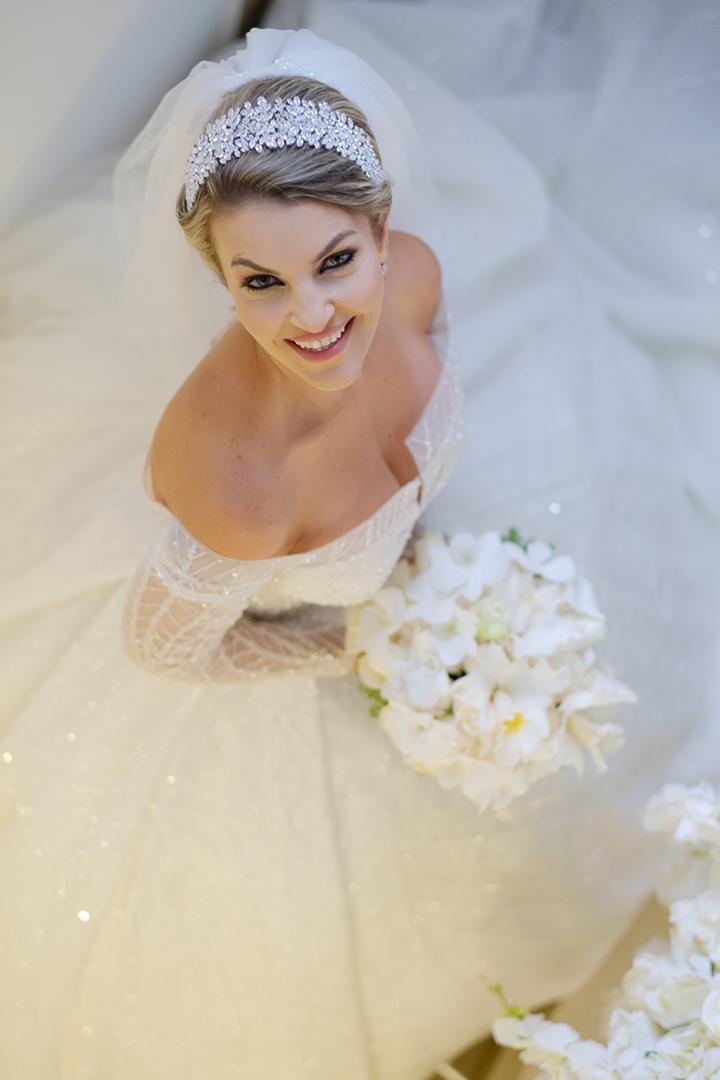 Randa Aamer - I said yes to the dress! En Bridal Room Boutique solo trabajamos con la mejor calidad de velos y vestidos de novias en Caracas, Venezuela y la Isla de Margarita