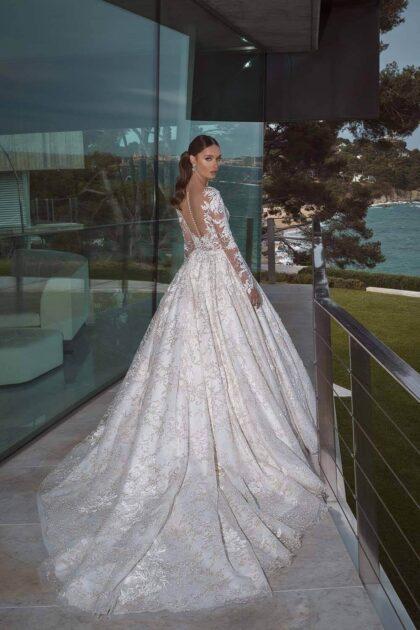 Vestido de novia: Berry - Tenemos los mejores vestidos para tu boda en Venezuela - Diseñadores de moda WONÁ Concept