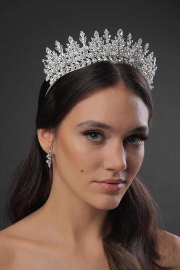 Tocado de novia: Caitlyn Crown