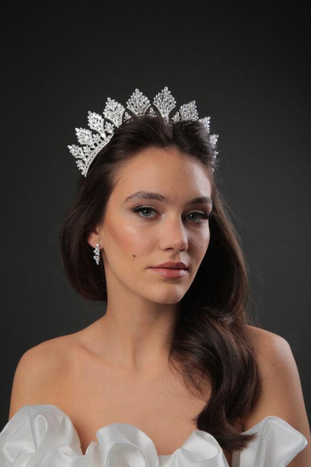 Tocado de novia: Calypso Crown