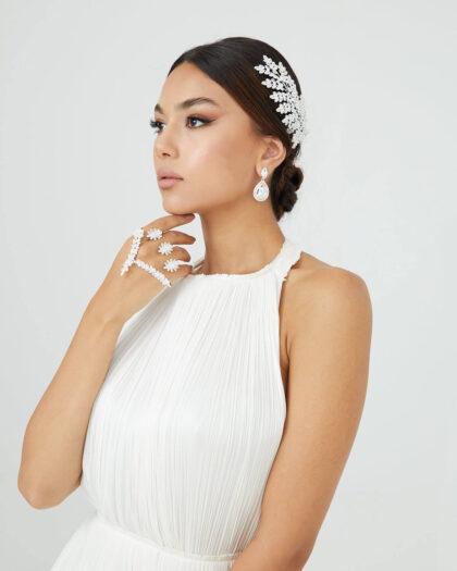 De los pies a la cabeza, desde todo para tu vestimenta de bodas en Venezuela, hasta el mejor calzado y accesorios para novias, ¿y sabes qué es lo mejor? ¡Solo máxima calidad y moda a buen precio!