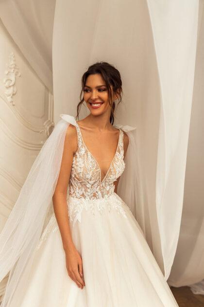 Vestidos de novia al mejor precio en Distrito Capital, Caracas, Venezuela - Modelo Mila - Consigue tu vestido ideal en nuestra boutique para novias en Margarita, Venezuela