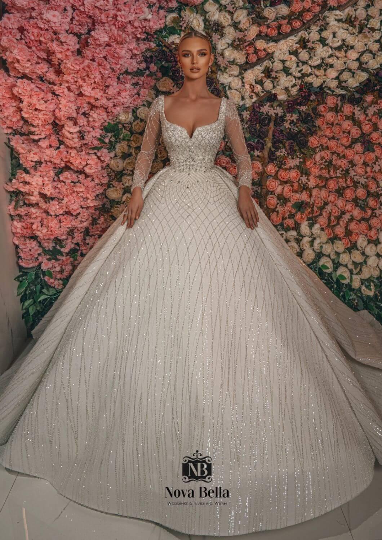 Con BRIDAL ROOM BOUTIQUE, conseguir un vestido de novias en Venezuela es una experiencia divertida, auténtica, pero sobre todo fácil y así debe ser el proceso de conseguir tu vestido de novia ideal