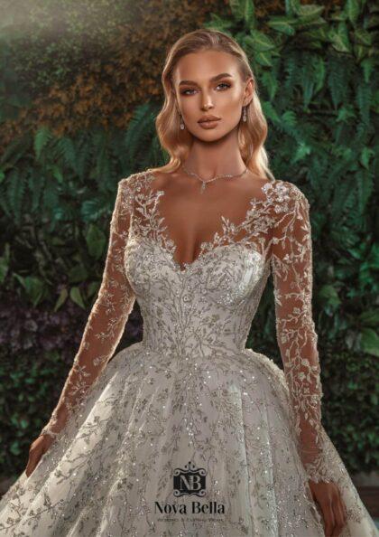 Boutique, atelier de belleza o tiendas para novias, llámalo como quieras, aquí lo que importa es que te sientas cómoda y puedas lucir un vestido de novia que sea capaz de infundir admiración y respeto por su solemnidad, elegancia y grandeza