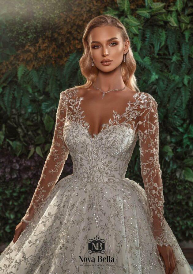 Vestido de novia: Azzurra