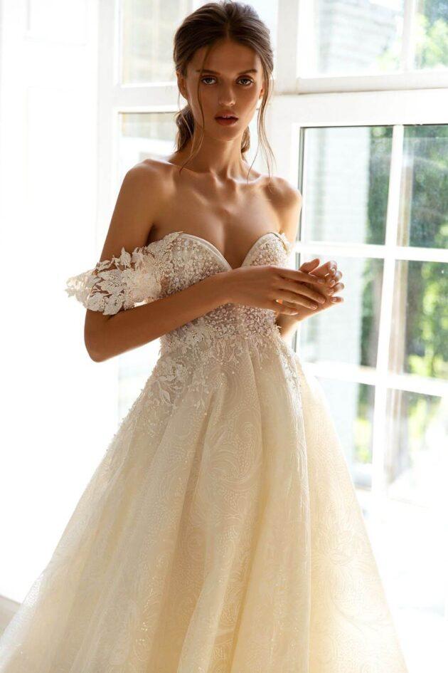 Vestido de novia: Madeira