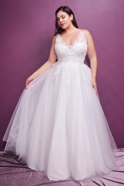 Vestidos de novias tallas grandes en Venezuela - ¿Estás buscando un vestido de novia plus size? Consígue los más hermosos en nuestras boutiques para novias en Caracas y la Isla de Margarita, Venezuela