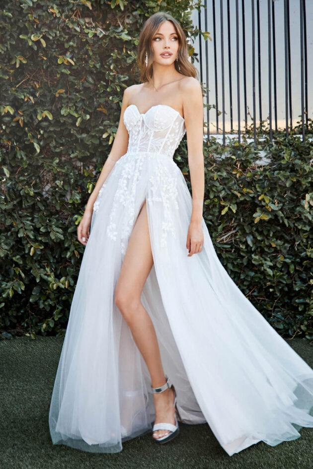 Vestido de novia: Gwen