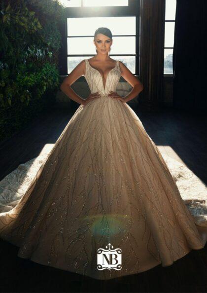 En nuestra boutique de novias en Venezuela, podrás conseguir los vestidos de de novia de Nova Bella Bridal. Nuestro objetivo es brindarte una galería de los diseñadores de vestidos de novia más actuales y clásicos
