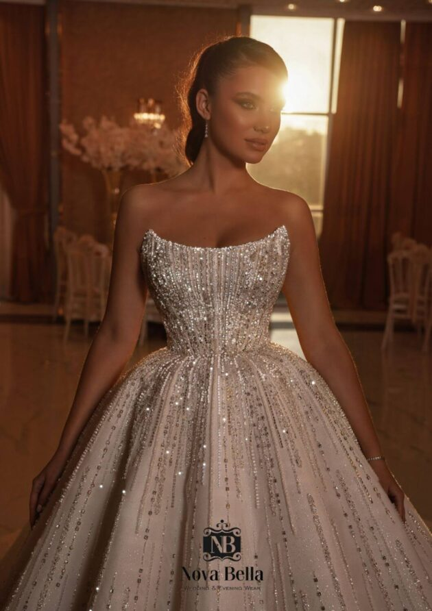 Vestido de novia: Cassandra