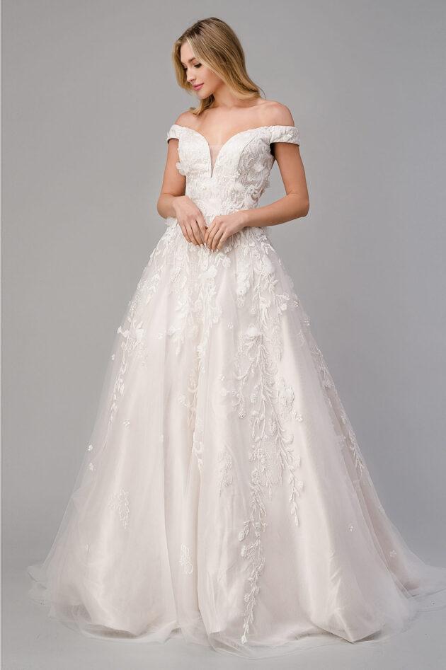 Vestido de novia: Claire