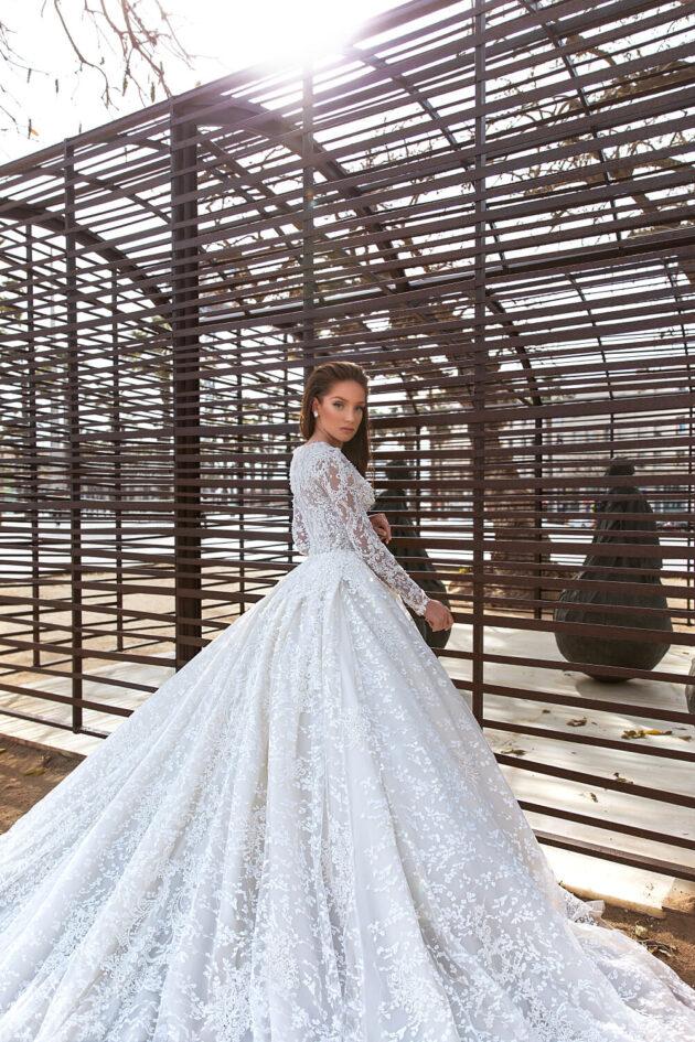 Vestido de novia: Nelson