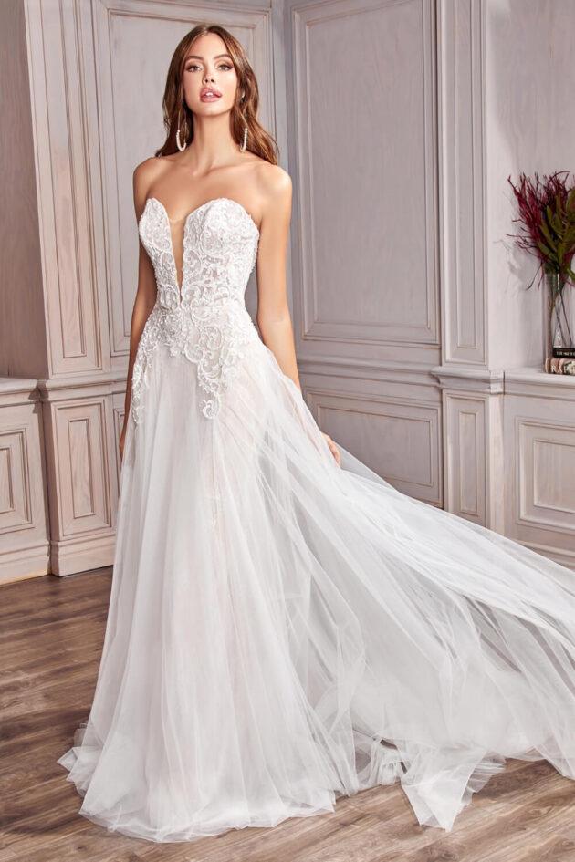 Vestido de novia: Emmy