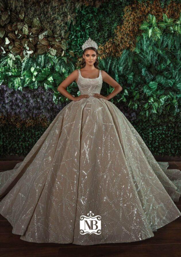 Vestido de novia: Suhaila