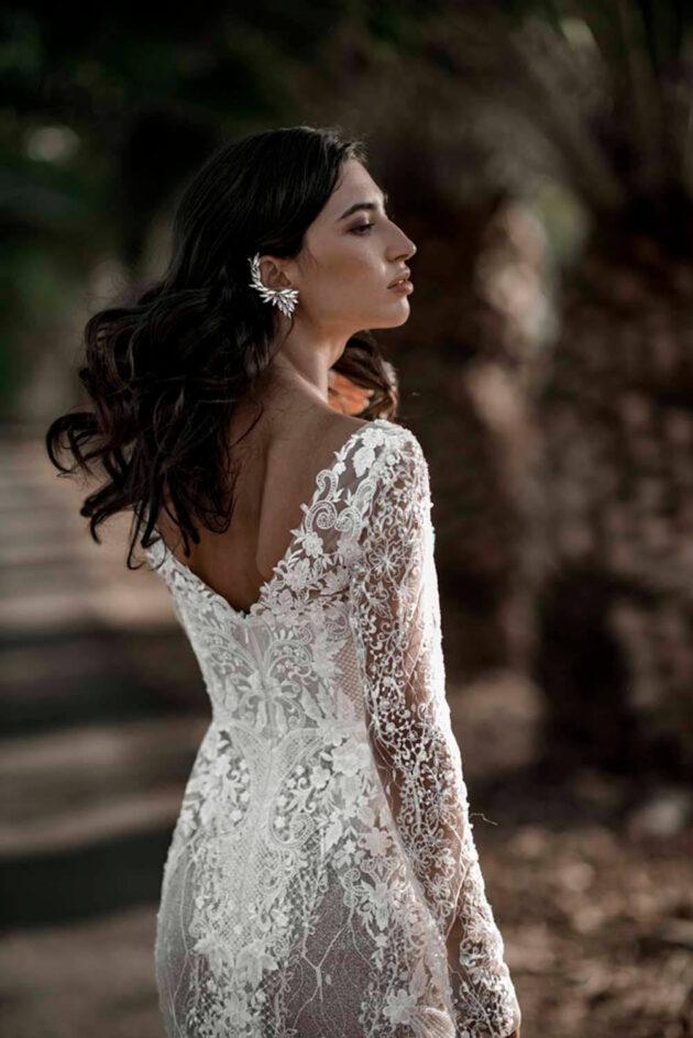 Vestido de novia: Luisa