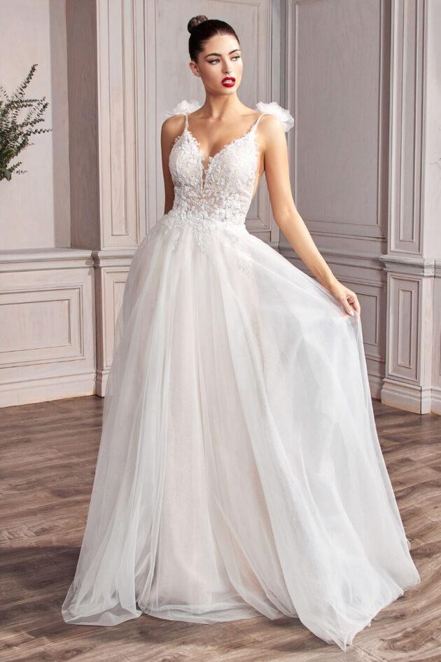Vestido de novia: Hannah