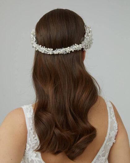La moda nupcial es súper importante, en nuestras tiendas boutiques para novias podrás tenerlo todo, de los pies a la cabeza, impecable, sublime y espléndida. Vestidos, tocados, velos, calzados, accesorios y joyería para novias