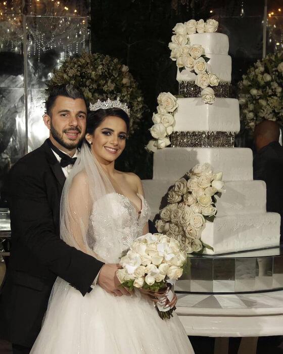 Bodas únicas e inolvidables - Cakes para bodas en Margarita, Venezuela - AMCakes, Andreina Martin Cakes