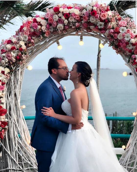 Locaciones preferidas para bodas en Venezuela · Guayoyo Café, Pampatar Isla de Margarita