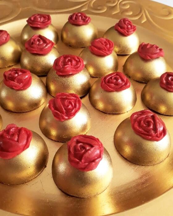 Bombones de chocolates y postres para eventos y bodas en Margarita, Venezuela - Patilla Creativa