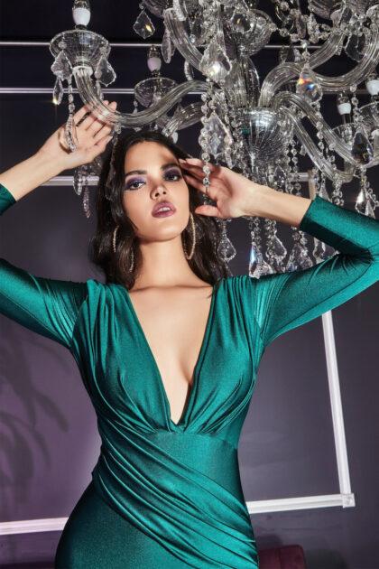 Este vestido de fiesta es super fresco, elegante. Es un vestido de gala perfecto para cualquier ocasión: Evening Dress Boutique Venezuela