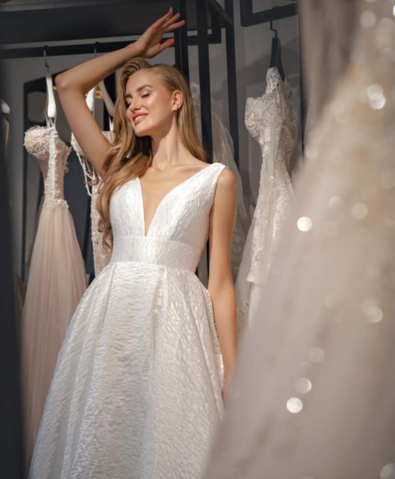 Citas de vestidos de novia en la Isla de Margarita y próximamente en Caracas, Venezuela - Bridal Room Boutique - Reserva una cita para tu vestido de bodas
