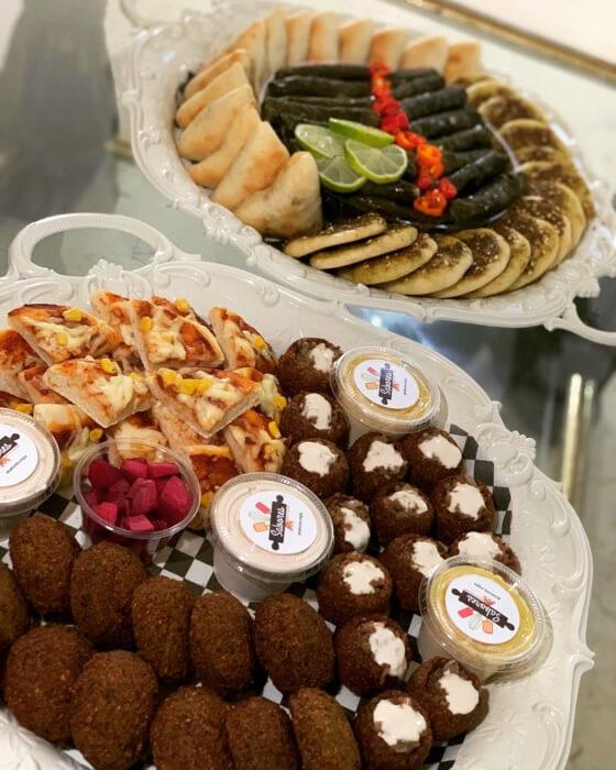 Sabores dulces y salados para bodas en Margartia, Venezuela - Servicio de catering