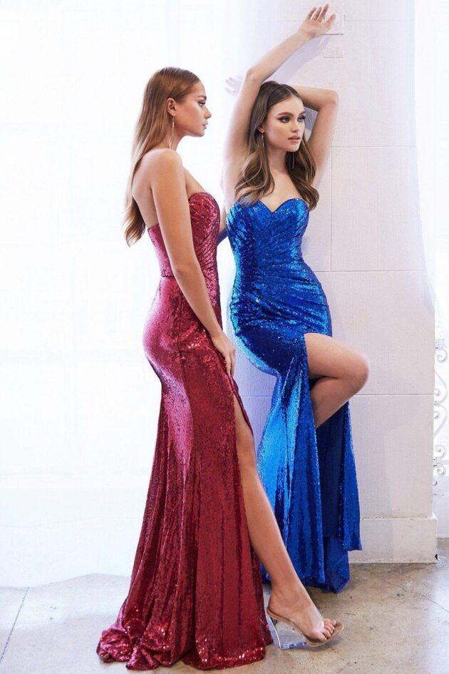 Vestido de fiesta: Camilia