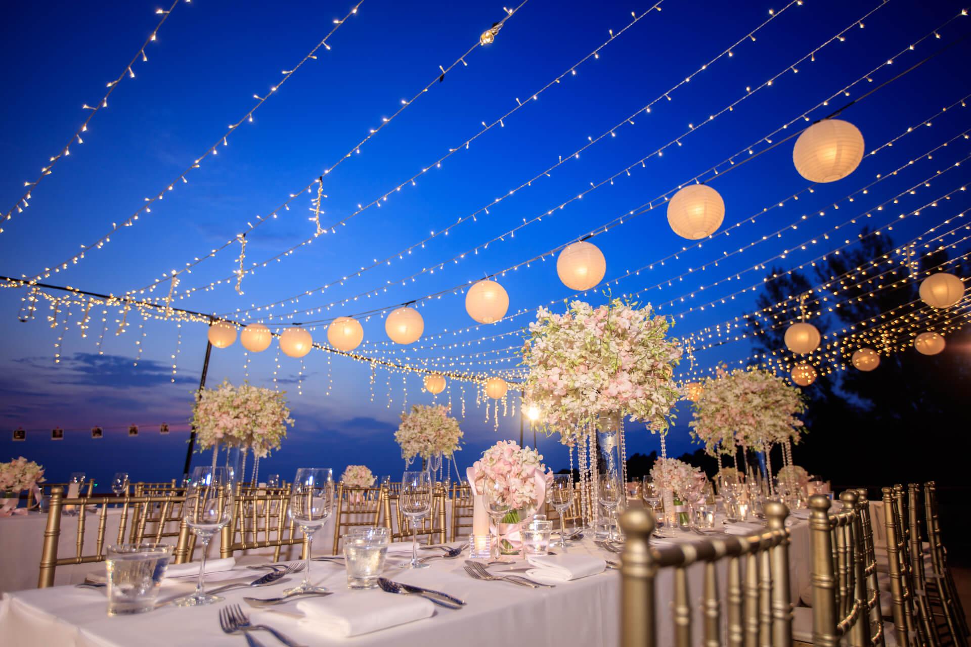 Decoradores de bodas en Margarita, Venezuela. Encuentra las mejores empresas de decoración de bodas y eventos nupciales, floristería y mobiliario