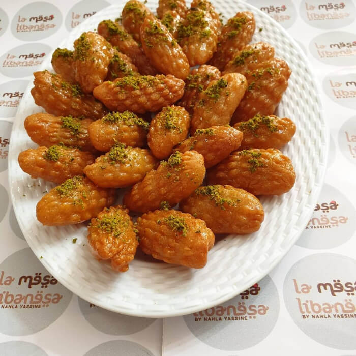 La Mesa Libanesa · Servicio de catering para bodas en Margarita, Venezuela, comida árabe