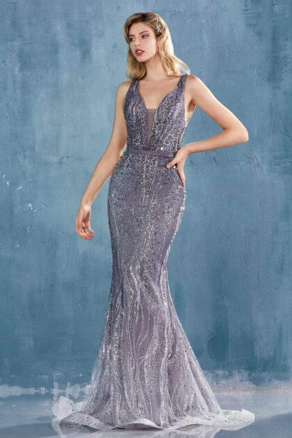 Brilla bajo las estrellas con este vestido fiesta con lentejuelas - Evening Dress Boutique, Isla de Margarita, Venezuela
