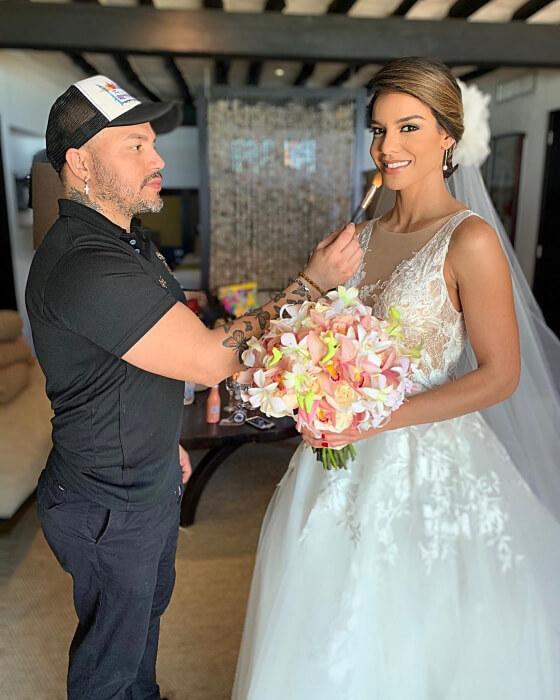 Rafael Palencia · Estilista de bodas especialista en novias en Margarita, Venezuela