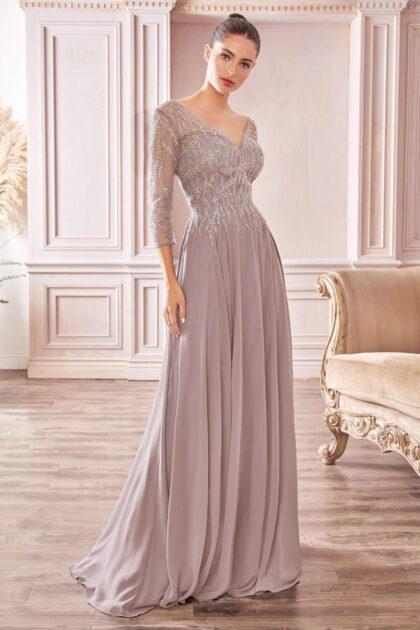 Los más hermosos vestidos para invitadas de bodas en Venezuela - Evening Dress Boutique
